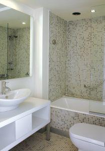 wonenwonen badkamer inrichting